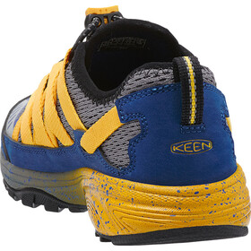 Keen Versatrail Zapatillas Niños, true blue/keen yellow